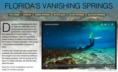 Florida's vanishing springs - Tampa Bay Times