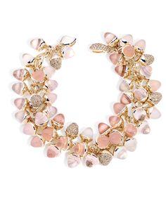Tamara Comolli Mikada Flamenco Romance bracelet.