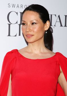 Lucy Liu Photos Photos - Grand Opening Of The Swarovski Crystallized Concept Store - Zimbio