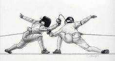 The Art of Fencing Portfolio 2009-2010 by Sascha Brock