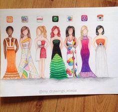 App dresses part 3