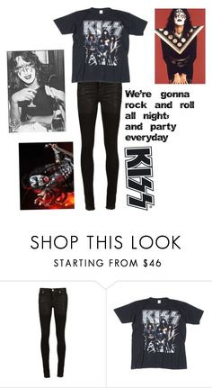 """""""A-Z Challenge K-Kiss"""" by literaldisaster ❤ liked on Polyvore featuring Alyx and Simmons"""