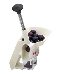 Love this Norpro Deluxe Counter Clamp Cherry Pitter by Norpro on #zulily! #zulilyfinds