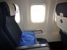 Travel Tip of the Day: Check for Outlets on the Plane