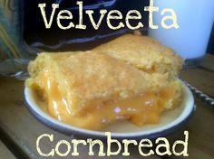 ~Velveeta Cornbread! | Oh Bite It