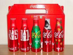 Thailand Coca Coke Cola 2014 Brazil FIFA World Cup 250ml Alu Bottles Set Of Box    eBay
