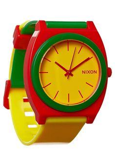 Nixon  TIME TELLER P - Clock - rasta