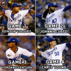 For the world series