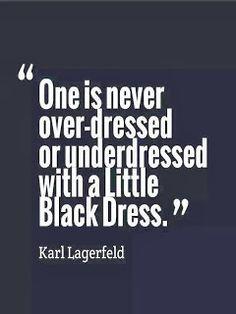 Nice things: Little black dress  #lbd #littleblackdress