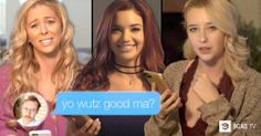 Pornstars Read Out The Messages They Have Received In The Last 24 Hours. Some Are Really NSFW
