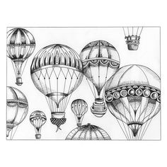 Finished piece: Victorian Hot Air Balloons.  #Doodle #doodles #doodleartist #art #artist #arty #artistic #art_we_inspire #featureuniverse #pen #penfreaks #illustration #creative #victoriana #balloons #patterns #zentangle #zendoodle #pencil #painting #abstract #original #draw #drawing #sketchbook #paper #colouring #Mandala #sharpie