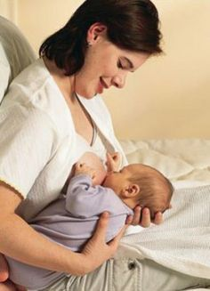 Breast Feeding Tips On Breast Feeding Positions For New Moms or moms that didn't nurse before