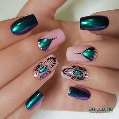 Un magnifico lavoro di Bettina Marton <3 #BrillBird #nails #nailart #brillbird #nails #nailart #nailsoftheday #nailsart #nails2inspire #nailspiration #nailsoftheweek #nailsnailsnails #nailstamping #nailstoinspire #nailsonpoint #photooftheday #pretty #nail #beauty #fashion #beautiful #style #girl #nailartlover #ricostruzioneunghie  Shop at: www.brillbird.it