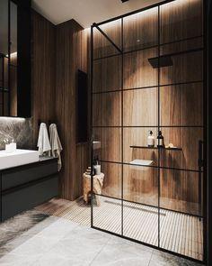 Home Interior Bohemian 30 Quick and Easy Bathroom Decorating Ideas Bathroom Design Inspiration, Bad Inspiration, Modern Bathroom Design, Bathroom Interior Design, Design Ideas, Loft Interior, Modern House Design, Bathroom Goals, Small Bathroom