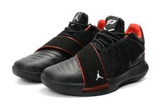 timeless design 1e08b f0e53 ... amazon new air jordan cp3 xi chris paul black red shoe 8d9c2 bef1e