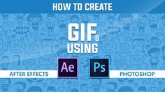 Hey guys in this tutorial we will learn how to create animated gif using after effects and photoshop which can be really helpful for icon designing and websi...