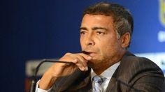 EUNICE IS BLACK STYLE: Romário ataca cartolas que comandam o futebol: 'ba...