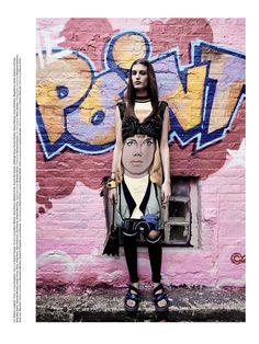 Prada Spring Summer 2014 Editorial