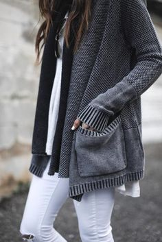 cozy cool style
