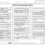 Printable Photo Scavenger Hunt List Coolest Free Printables: Fun and Games Picture Scavenger Hunts, Scavenger Hunt Party, Adult Scavenger Hunt, Team Building, Building Ideas, Amazing Race, Awesome, Summer Fun, Summer Bucket