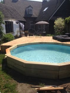 40 Ideeën Over Pool Zwembad Tuin Zwembad Tuin