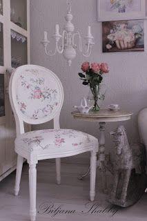 Biljana Shabby: Dom i dizajn:Romantic Interijer