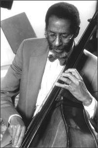 Ron Carter.  One of the premier bass players in jazz. Played with Miles, Cannonball Adderley, Monk and Art Farmer.