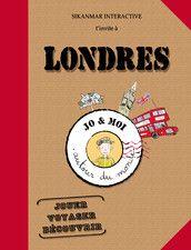 Londres - le premier livre numérique de Jo et moi autour du monde. Ce premier opus permettra aux plus jeunes de découvrir Londres à travers des dizaines de jeux interactifs !