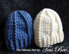 v Baby Boy Beanies, Boys Beanie, Baby Girl Hats, Baby Boy Gifts, Girl With Hat, Baby Shower Gifts, Crochet Baby Hats, Hand Crochet, Baby Layette