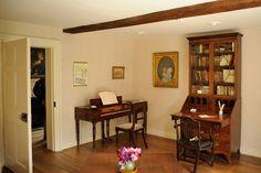 Parlour, Jane Austen's House, Chawton