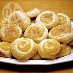 Kolaches (doce tcheco) @ allrecipes.com.br