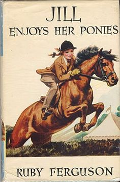 Jill Enjoys Her Ponies