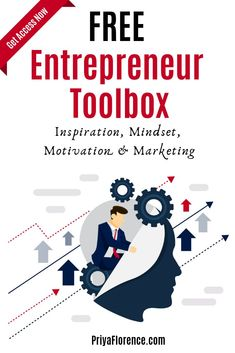 FREE Entrepreneur Toolbox for entrepreneur inspiration, success mindset, motivation and marketing insights to help you create the business and life you love. Get access now. Marketing Tools, Business Marketing, Social Media Marketing, Online Business, Digital Marketing, Boss Babe Entrepreneur, Startup Entrepreneur, Entrepreneur Motivation, Career Inspiration