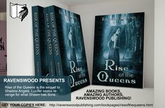 """#RP #fantasy #adventure #sword&sorcery #paranormal #supernatural #amwriting """"Rise of the Queens"""" by Richard R. Hall"""