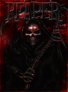 This is the Grim Reaper, I used the Immortal Sega game cover for referance. Eventhough this was done awhile ago, I still think I was ahead of my time back then cause it still has it's quality....