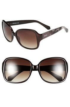 Kenneth Cole Reaction 58mm Square Sunglasses available at #Nordstrom