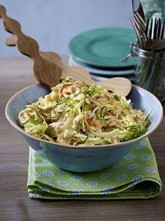 Unser beliebtes Rezept für Amerikanischer Krautsalat und mehr als 55.000 weitere kostenlose Rezepte auf LECKER.de.