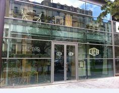 Coretta extérieur restaurant PARIS