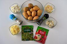 Cartofi quattro formaggi - Retete culinare by Teo's Kitchen Kitchen, Cooking, Kitchens, Cuisine, Cucina