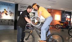 Watch  How to Setup Your Mountain Bike s Suspension Sag 2b1d0ef32