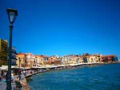 Chania's old port in Crete, Greece Old Port, Crete Greece, Places Ive Been, Country, World, City, Pictures, Photos, Rural Area