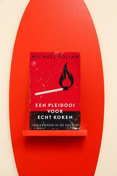 Een pleidooi voor echt koken - Michael Pollan. Favoriet van: Linda Hofman. Klik op de link voor meer informatie of om te reserveren! http://www.bibliotheekdenbosch.nl/jml_titel=560404