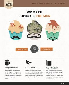italian pastry boxes   29 Bakery and Cake Shop Websites for Design ...