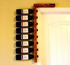 Reclaimed Wine Rack >> How interesting!