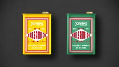 Jamie's Italian Deli Range on Packaging of the World - Creative Package Design Gallery