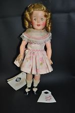Ideal Shirley Temple St-12 doll from 1950's