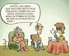 Saturado de rrss?. #Humor