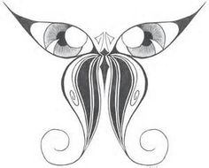 butterfly Wings Drawings - Bing Images