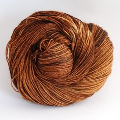 Ancient Arts Yarn - Brown Tabby.  Meow Foundation Yarn Collection