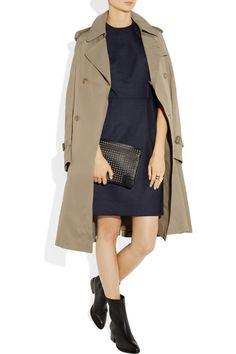Junya Watanabe|Wool-twill dress|NET-A-PORTER.COM